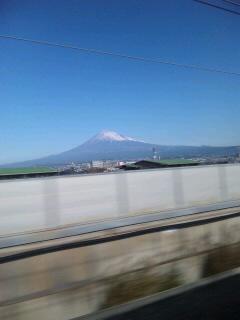 素晴らしい富士山