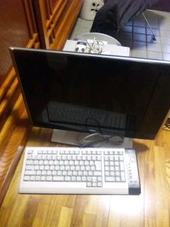 パソコン入院